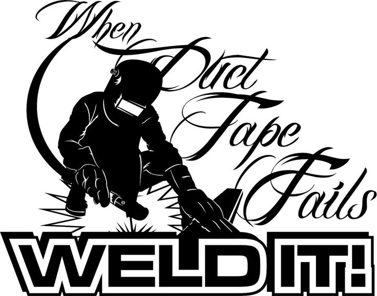 Welder T-Shirt Long Sleeve Duct Tape Fails 4 Welding Hood Cap Torch Bolermakers #JERZEES #BasicTee