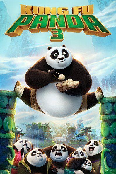 Kung Fu Panda 3 (2016) Regarder KUNG FU PANDA 3 (2016) en ligne VF et VOSTFR. Synopsis: Po avait toujours cru son père panda disparu, mais le voilà qui réapparaît ! Enf...