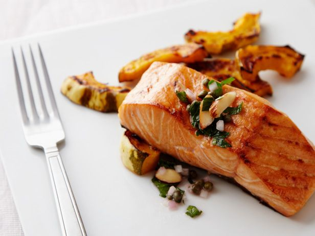 Oven-Baked Salmon from FoodNetwork.com