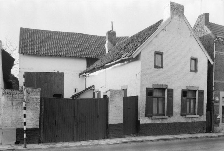 Dorpstraat 50 Heer Maastricht, 1962