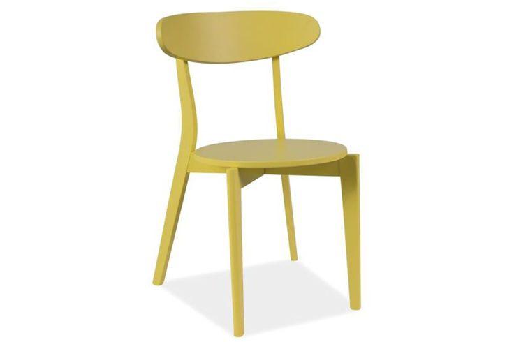 ΚΑΡΕΚΛΕΣ->Καρέκλες τραπεζαρίας->Καρέκλα ξύλινη CTP 2 - www.petitemaison.gr