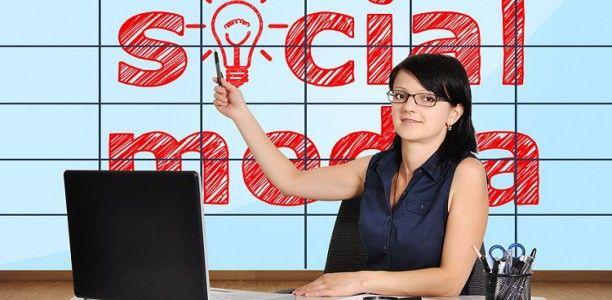 Facebook, Twitter & Co. – Soziale Medien machen unsere Arbeit produktiver.