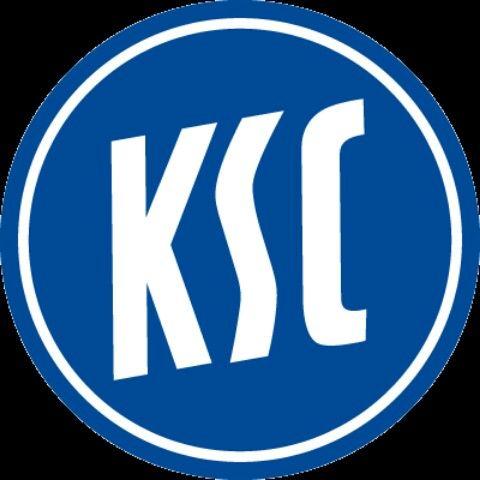 Karlsruher SC of Germany crest.