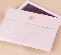 iPad 2 Design #68, New Luxury Designer Sheep Leather Impact Sleeve Case Bag For iPad 2 & New iPad!