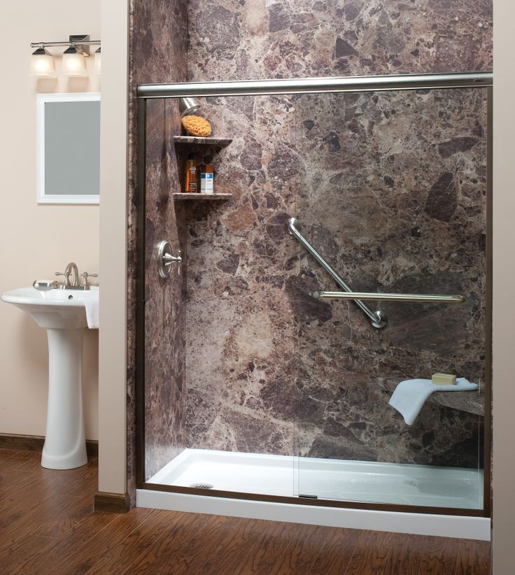 66 Best Images About Budget Bathrooms Remodels On Pinterest Mosaic Glass Bathroom Renovations