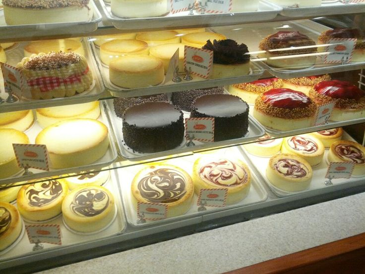 Junior's Cheesecake Restaurant in New York, NY