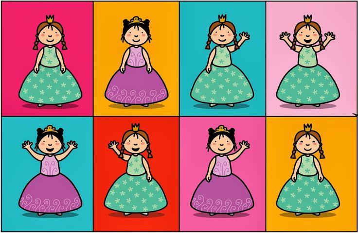 Juf Jessica: Prinsen & Prinsessen
