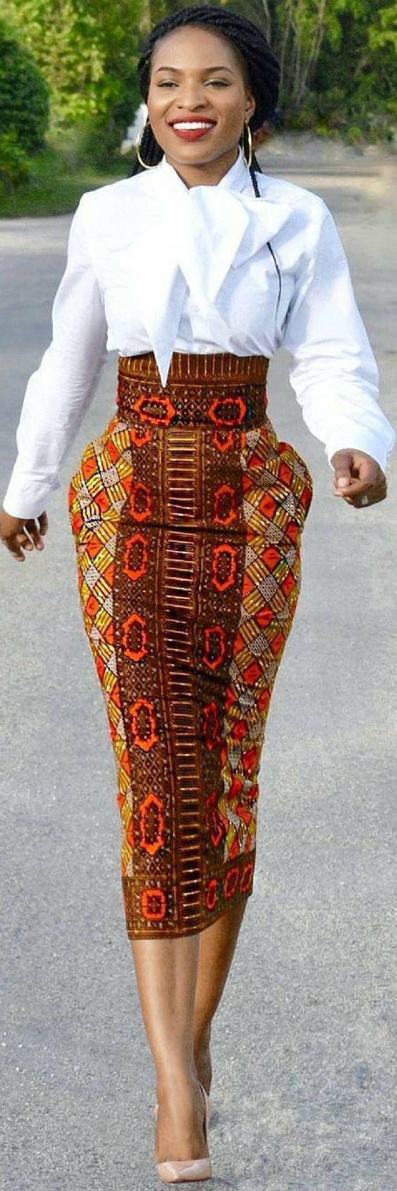 Top 25+ best High waisted skirt outfits ideas on Pinterest ...