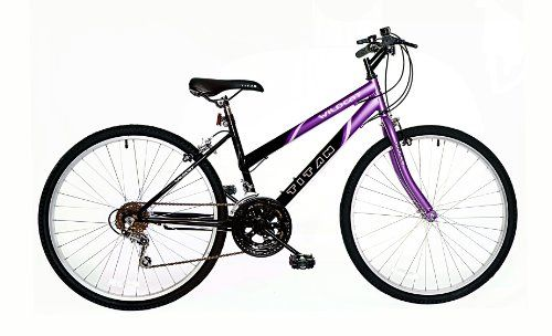 Special Offers - Titan Wildcat Ladies Mountain Bike (Purple/Black 26-inch) - In stock & Free Shipping. You can save more money! Check It (April 08 2016 at 01:42PM) >> http://cruiserbikeswm.net/titan-wildcat-ladies-mountain-bike-purpleblack-26-inch/