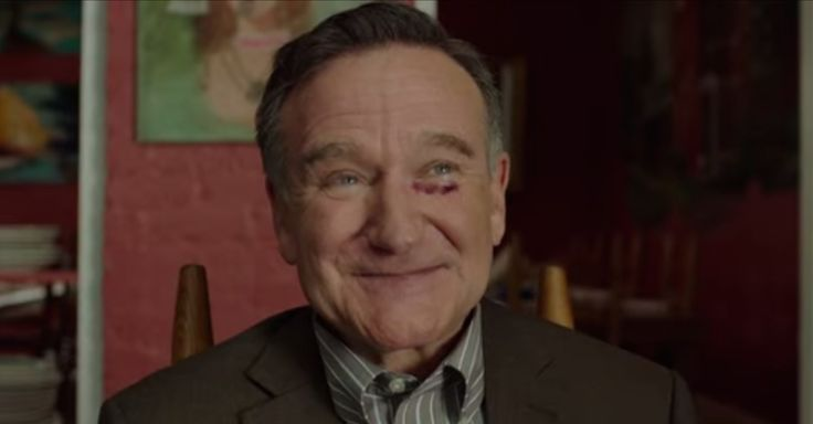 Robin Williams' Last Movie Trailer Was Just Released, And It's Giving Me Chills… via LittleThings.com
