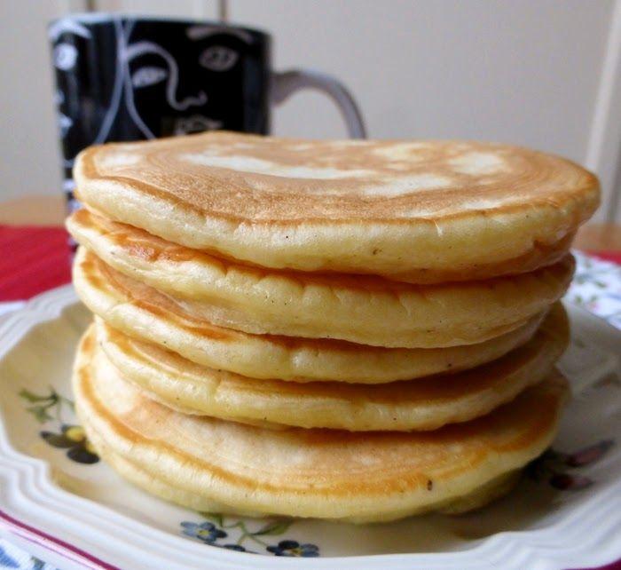 pancakes express au yaourt