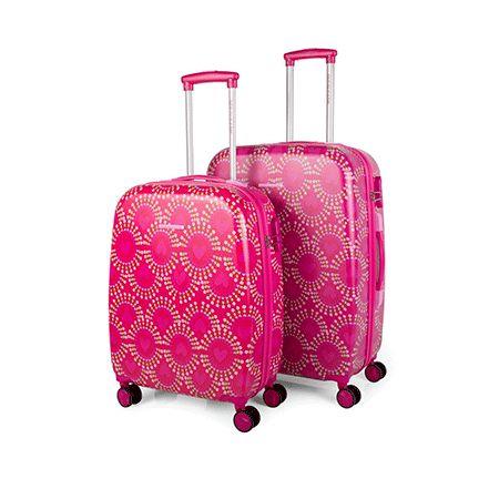 Maletas rígidas de Agatha Ruíz de la Prada. Más información y modelos en su tienda de maletas www.latiendademaletas.com y para este modelo, en la URL http://latiendademaletas.com/maletas-viaje/maletas-bolsas-viaje/maletas-rigidas-agatha-ruiz-de-la-prada-2/