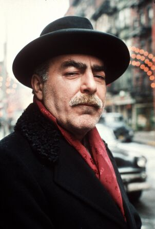 "Frank Pentangeli, ""don't worry about a thing Franky five fingers"""