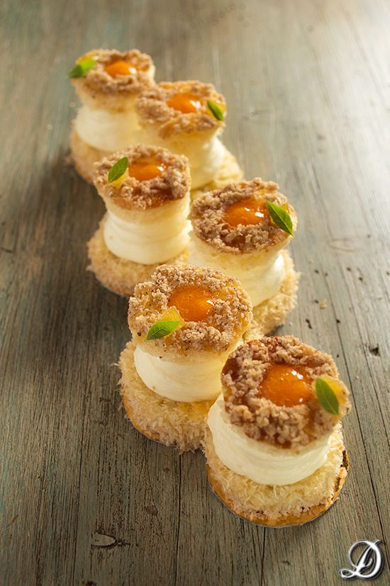 Disfrutando de la comida | Brioche de Zanahoria, Naranja, Chocolate Blanco y Ginebra