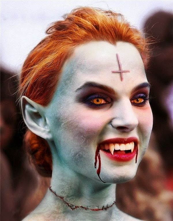 568 best Halloween Make-Up Ideas images on Pinterest | Halloween ...