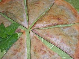 cuisine sauvage: samoussas aux orties