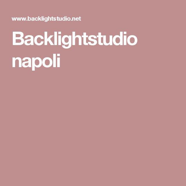 Backlightstudio napoli