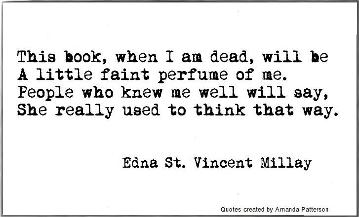 I love this. Which of my books would this quote best fit? Something to think about.