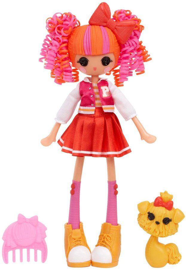Lalaloopsy Girls Basic Doll- Peppy Pom Poms