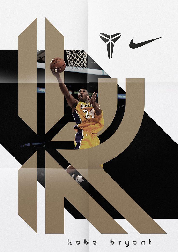 Kobe Bryant — Brand Typeface on Behance