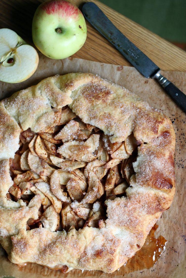 TEGEMISI-TOIMETUSI: Maailma parim õunapirukas ehk lummav õunagalett