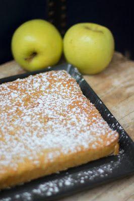 Tarta sueca de manzana Versión 2.0 o cómo morir de amor por una tarta :)