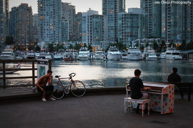 Piano Creekside #vancouver #vancity
