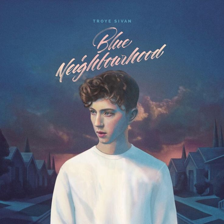 Troye Sivan - Blue Neighbourhood on 2LP