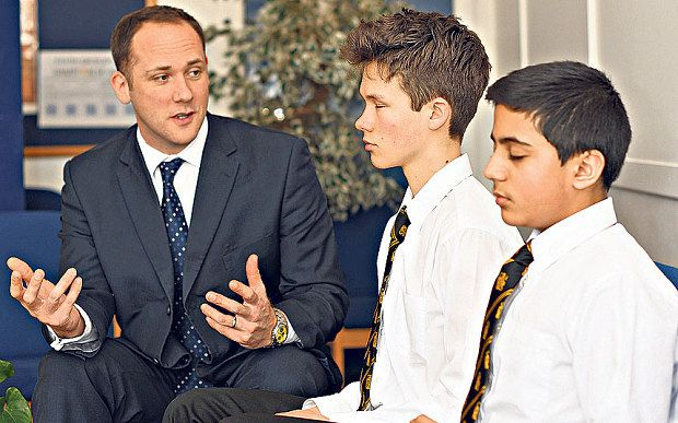 http://www.telegraph.co.uk/education/educationopinion/11644272/Lessons-in-mindfulness-benefit-teachers-and-pupils.html
