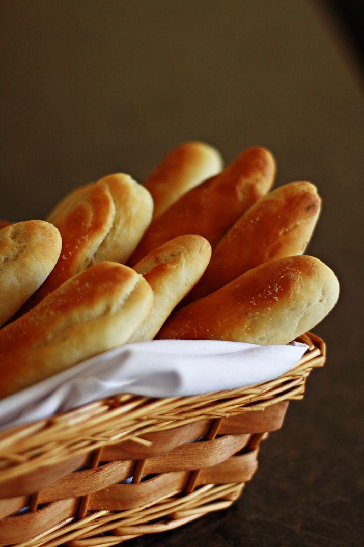 DIY - Olive Garden Bread Sticks