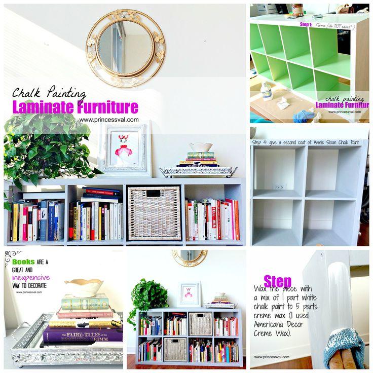 Oltre 25 fantastiche idee su dipingere mobili in laminato su pinterest dipingere su laminato - Dipingere mobili ...