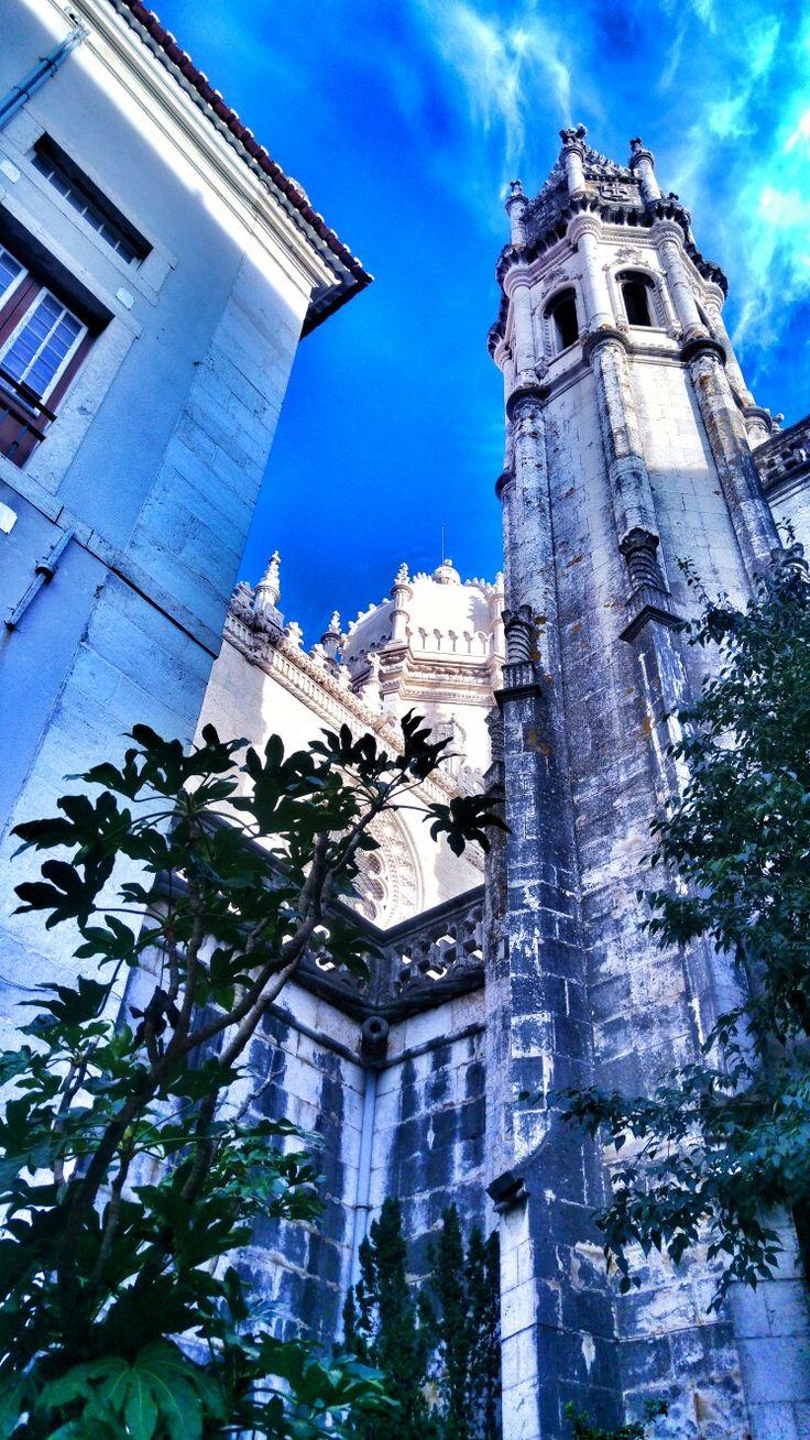 Mosteiro dos Jeronimos #belem #portugal #lisboa #travel #city