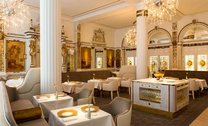 "Prima+stella+Michelin+per+""The+White+Room"",+Grand+Hotel+Krasnapolsky"