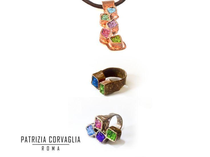 #sponge #anelli #monili #lusso #eccellenza #anello  #patriziacorvagliagioielli #viadeibanchinuovi45 #Roma http://www.patriziacorvaglia.it/