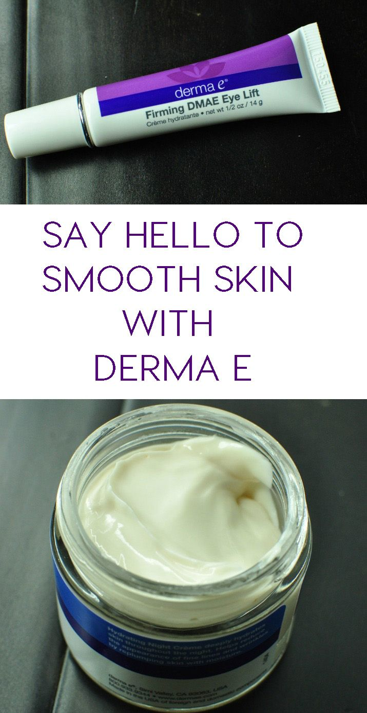 Derma E Hydrating Night Cream With Hyaluronic Acid Makes My 30-Something Skin Happy - Painted Ladies