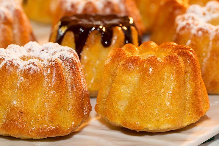 Des moelleux aux pommes en Kouglof réalisés pour thé gourmand. Une douce saveur en bouche avec le goût subtil du Calvados mais vous pouvez éviter...