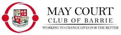 May Court Club of Barrie works to change lives for the better. May Court has raised over $2,000,000 for Barrie area and donates over 15,000 volunteer hours a year benefitting women, children and the elderly in our community