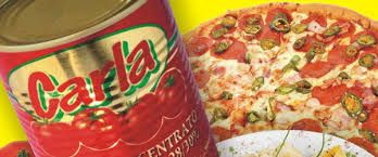 Pizza Sauce with Carla Tomato - product of Italian tadition