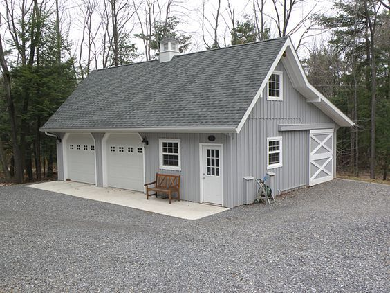 52 best residential pole buildings images on pinterest for Residential pole barn