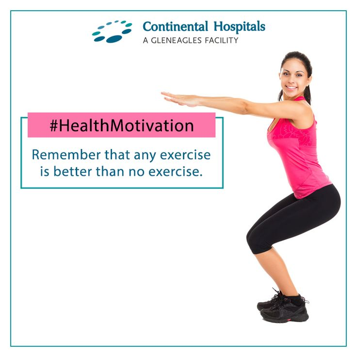 In order to enjoy the glow of good #health, you ought to #exercise!