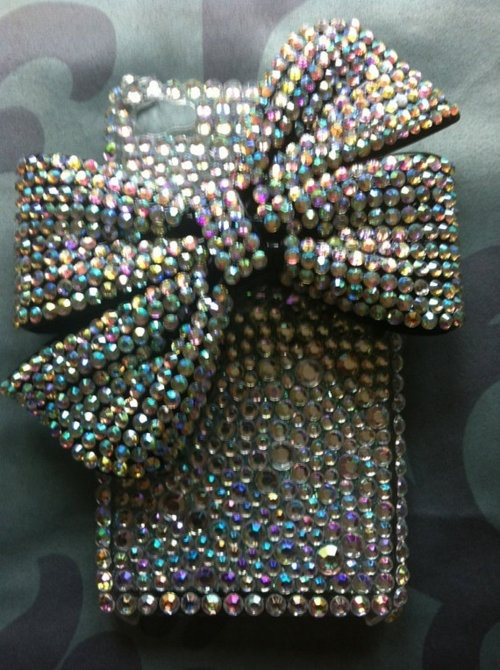 Can never have too much sparkle!