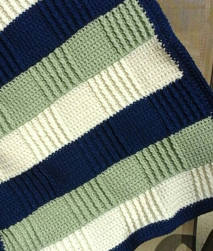 Made to Order 5' by 6' Crochet Blanket - patchwork Style ...