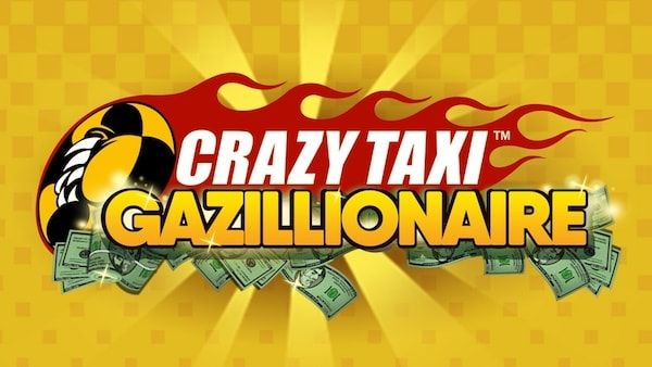 Crazy Taxi Gazillionaire is now available with different gameplay than previous Crazy Taxi games. Instead of cab driving, it's become an idle clicker game.