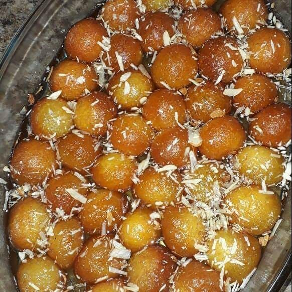 Gulab Jamun By Cooking And Baking Creations Recipe Credit By Jameela Sayed Ingredients 1 Tin Condensed Milk 2 T Cooking And Baking Gulab Jamun Cooking