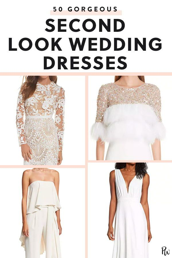 50 Second Look Wedding Dresses Perfect