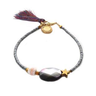 armband goud bangle leer zawrt slangenprint armcandy fashion shoptip online 9straatjes beadies amsterdam utrecht