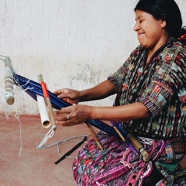 When you shop Hiptipico, you know the story of the artisan who made your product and the traditional technique and materials used to craft it. By creating this dignified job opportunity, Mayan artisans partner with Hiptipico to lift themselves out of poverty while doing something they love. ♡ www.hiptipico.com