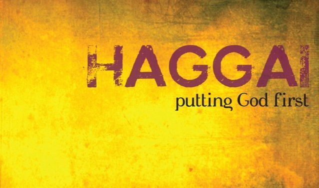 Free Bible Lesson Haggai: Putting God First