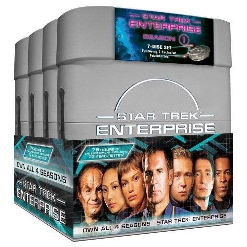 Star Trek: Enterprise - The Complete Series DVD | Star Trek Shop