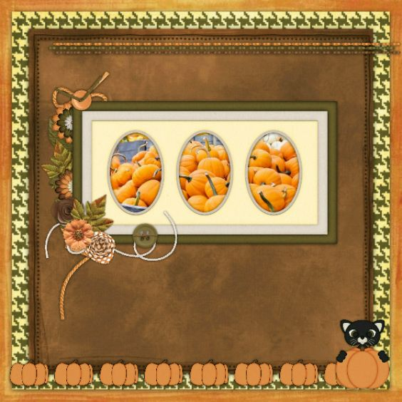 Layout created using Hallow Kitty by Heather Z Scraps http://store.gingerscraps.net/Hallow-Kitty-BUNDLE-by-Heather-Z-Scraps.html